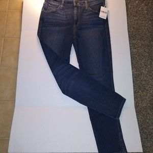 Joe's jeans high rise skinny ankle size 31